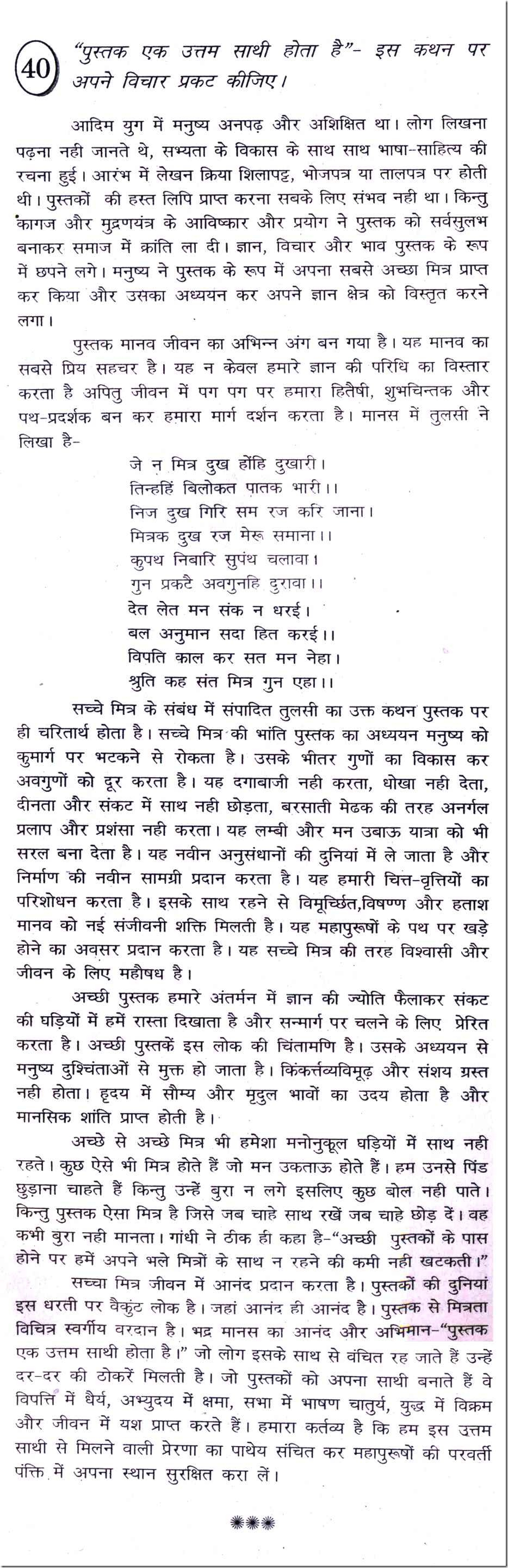 essay in hindi Volleyball essay in hindi - kazzatua.com Trip to delhi ...